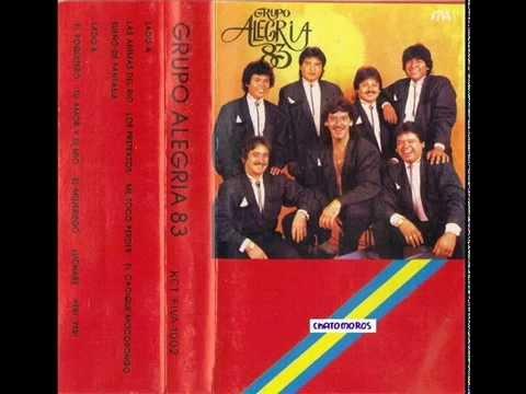 Alegria 83 - Las animas del rio Album completo