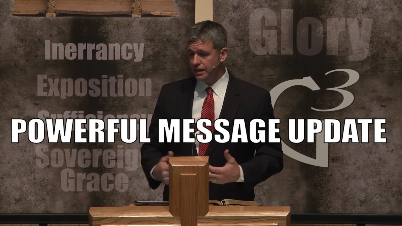 Download Paul Washer 2021 ( April 20) 🎤 Powerful Message Update - Must Watch