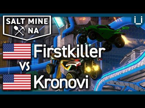 Salt Mine NA Ep.18   Firstkiller Vs Kronovi   1v1 Rocket League Tournament