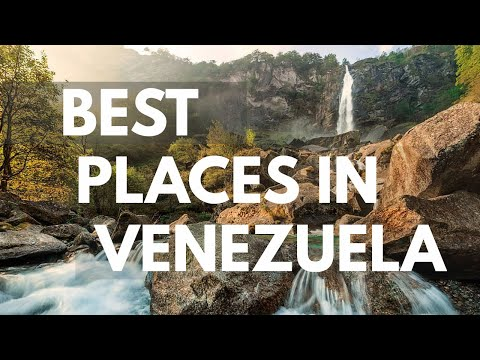 The Best Travel Destinations in Venezuela