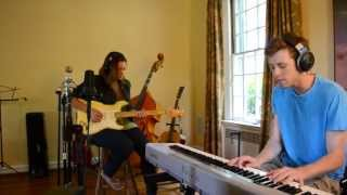 """""""Crazy"""" - Gnarls Barkley cover by Grace Doty & Jackson Foote"""