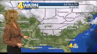 Thanksgiving Day Weather forecast
