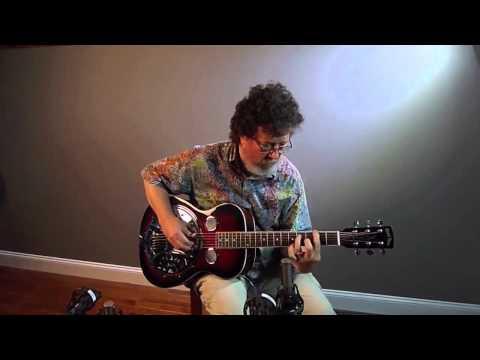 New Gold Tone Paul Beard Signature Series PBR MahoganyMahogany at Dream Guitars