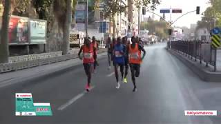 Vodafone 40th Istanbul Marathon Highlight