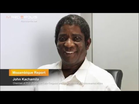 """The Future of Mozambique Depends on Agriculture and Energy"", says John Kachamila"