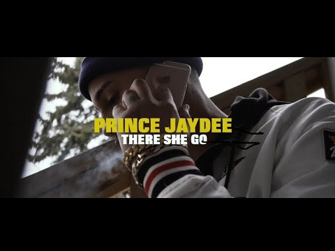 Prince Jaydee  Ft. Wayne Taylor - There She Go (Official Music Video)