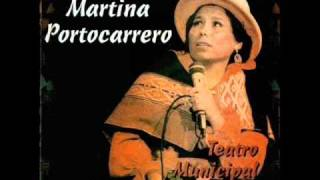 Martina Portocarrero - Qué encanto tienen tus ojos