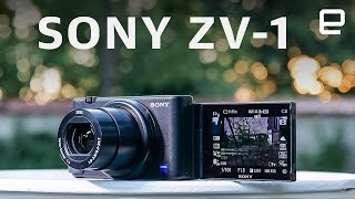 Sony ZV-1 review: A portable vlogging camera extraordinaire