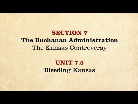 MOOC | Bleeding Kansas | The Civil War and Reconstruction, 1850-1861 | 1.7.5