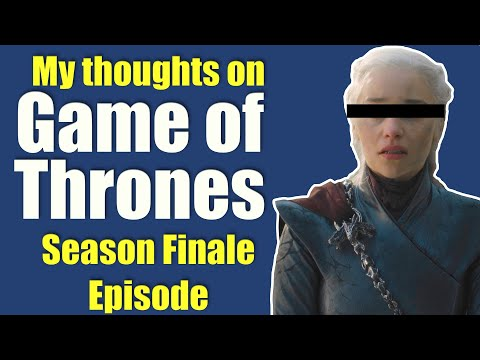 DJ MoonDawg - DJ MoonDawg goes in on Game of Thrones Season Finale Episode. You agree?