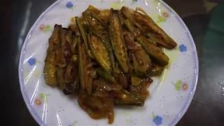 how to fried pointed gourd or parwal with Onion | easy and tasteful recipe