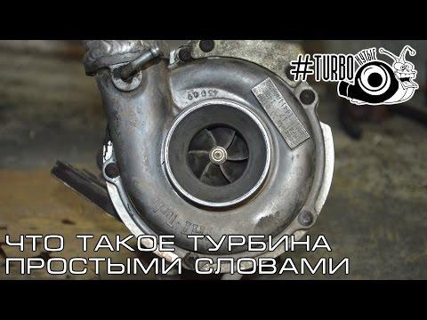 Что такое турбина