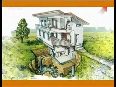Водоснабжение загородного дома из различных источников