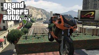 GTA V SNIPERS VS MOTORCYCLES, LOS MOTORISTAS SON UNA PRESA FACIL! GAMEPLAY xFaRgAnx