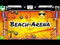 SOCCER STARS - Destroying in the Beach Arena☀🌴 | GREAT GOALS!!!