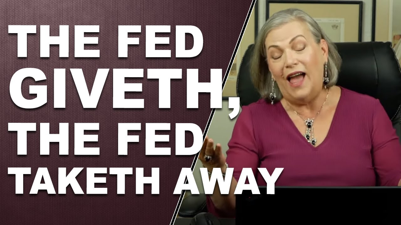 THE FED GIVETH, THE FED TAKETH AWAY: Experimenting with Forward Guidance?