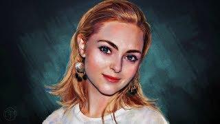 [Speed Painting] AnnaSophia Robb