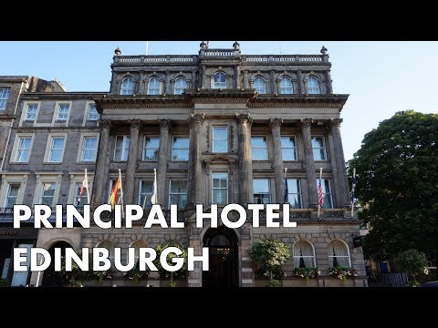 EDINBURGH LUXURY BOUTIQUE HOTEL - The Principal George Street