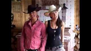 transylvania cowgirls antonia and irina promo cdo at transylvania chanell