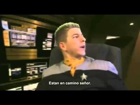 Star trek   Hidden frontier  1x03 Enemy Unknown Parte 3 subtitulado 360p