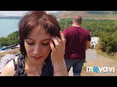 Озеро Севан. Армения 2018 г.