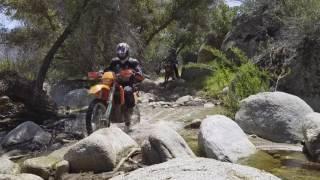 Riding the Kern riטer area