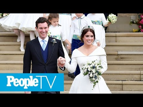 Princess Eugenie's Fairytale Wedding | PeopleTV
