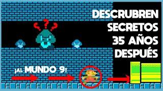SECRETOS de Super Mario que TOMARON AÑOS en Ser DESCUBIERTOS   N Deluxe