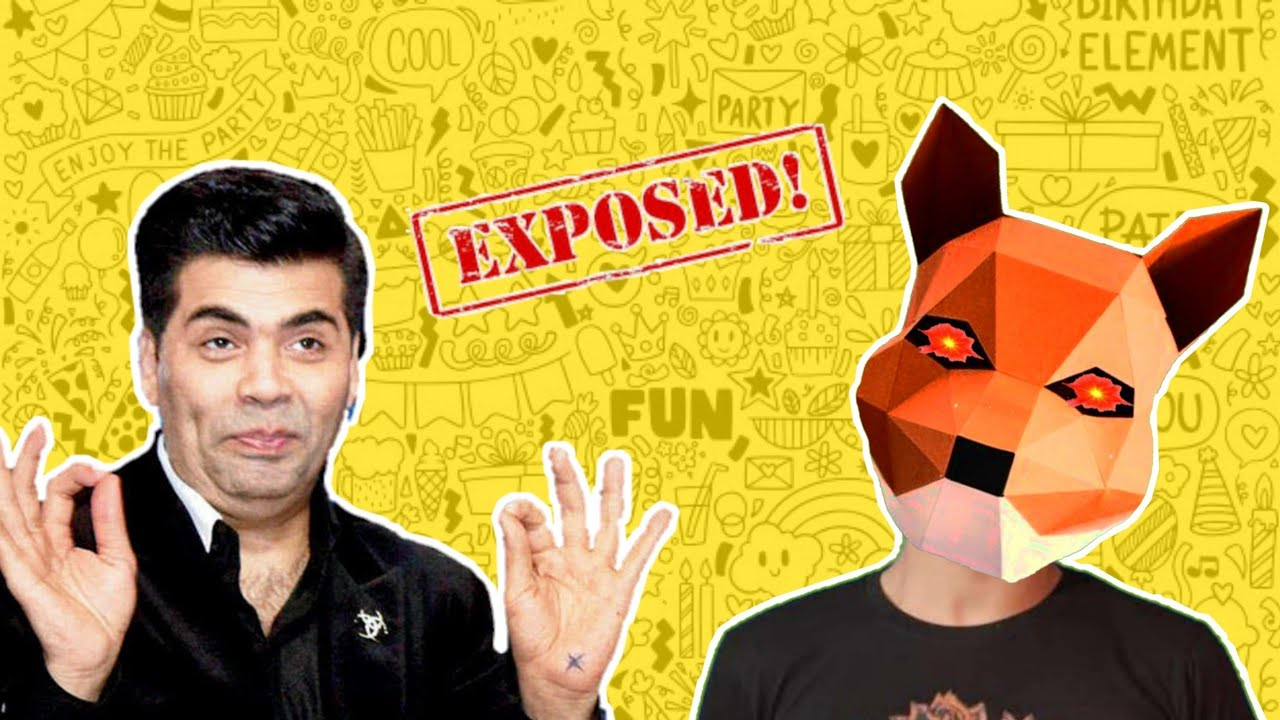 The Karan Johar Roast | Roasting Fox