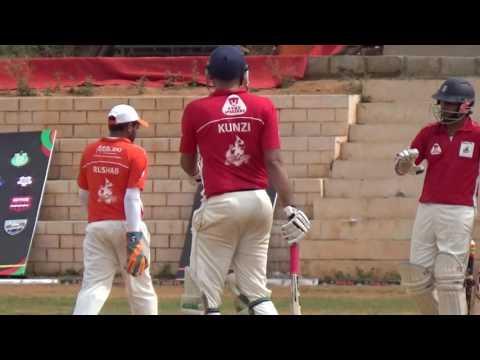 Mandar Super Sixes Cup 2016: D1M7 @ Gurukul - Pune Spartans Vs Mumbai Maestros