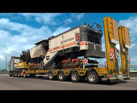 Încercăm Heavy Cargo Pack - ETS2