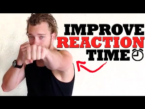 how to make your reflexes faster