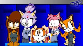 Sonic Shorts Volume 2 (sexy rus voice) HD