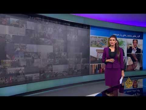 -القصور باسم مصر والمصريين-.. #السيسي يرد على محمد علي وينفي الاتهامات  - نشر قبل 58 دقيقة