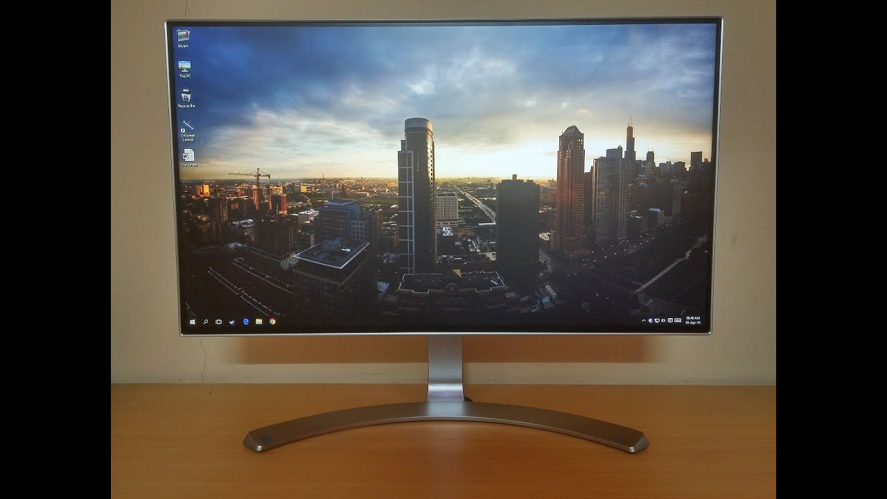 Unboxing Of Lg 24mp88hm 24 Quot Ips Slim Led Monitor Youtube
