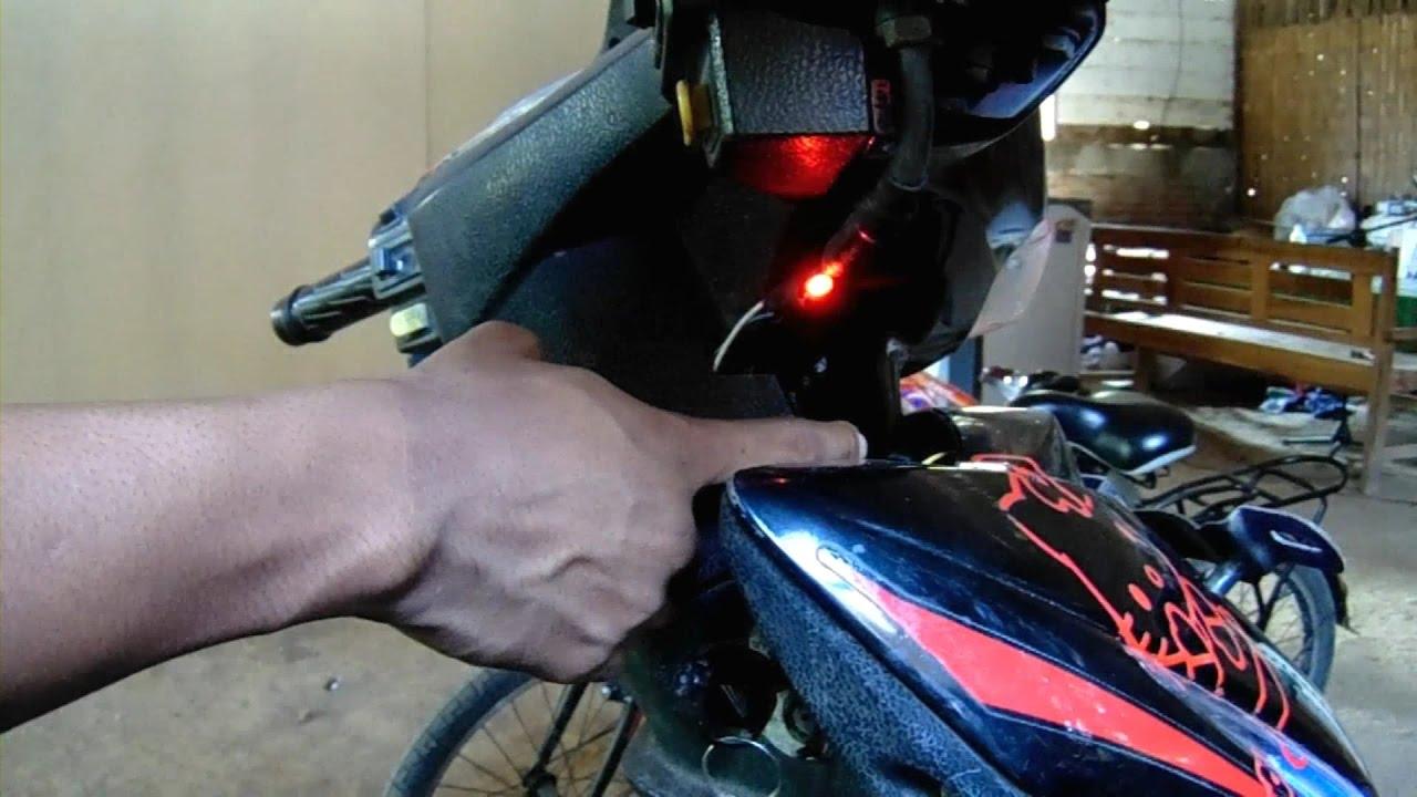 Cara Membuat Saklar Sentuh Untuk Pengaman Motorhow To Create A Ic 555 Motorcycle Alarm Circuit Koleksi Skema Rangkaian Artikel Touch Switch Safety