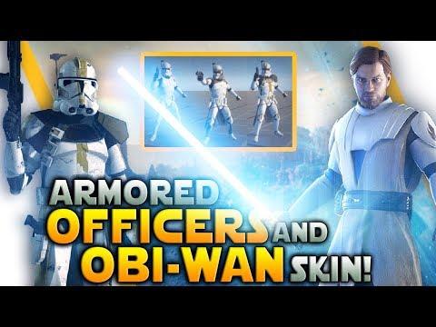 NEWS UPDATE: Armored Clone Officers, Lightsaber Changes, 2019 Updates & More! - Battlefront 2