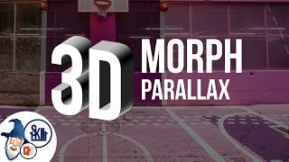 3D Morph Parallax PowerPoint Tutorial