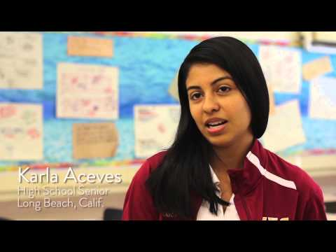 What Would You Like to Learn from the YWEC? Karla Aceves