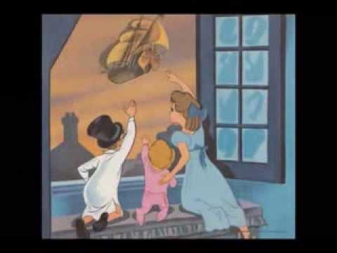 Peterpan Modern Fairytales - English Class Project