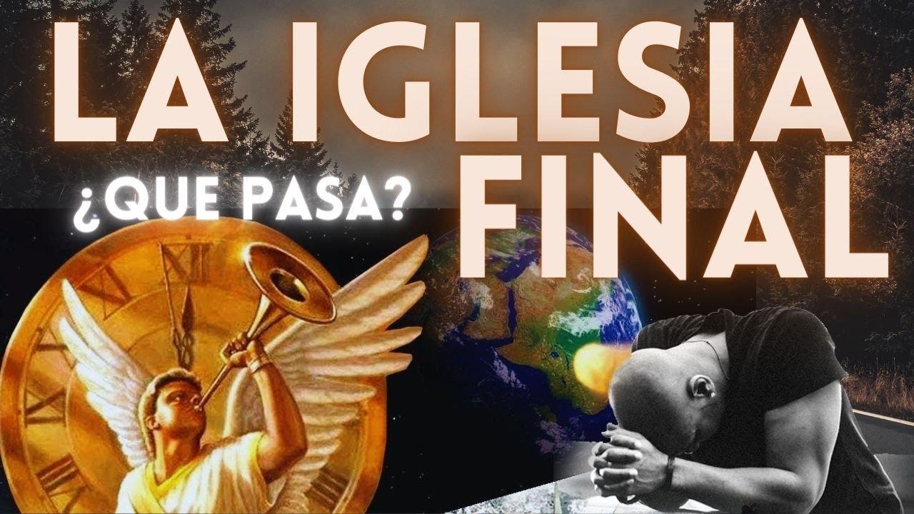 LA IGLESIA DEL TIEMPO FINAL🔴URGENTE MENSAJE A LA IGLESIA📯VUELVA A DIOS 📢 #ElRaptoDeLaIglesia