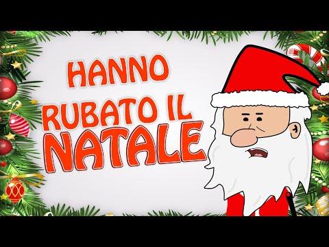[Video Interattivo]  -  HANNO RUBATO IL NATALE!!!