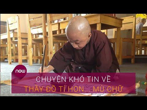 Chuyện khó tin về thầy đồ tí hon... mù chữ | VTC Now