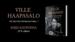Et muuten tätäkään usko – Ville Haapasalon 2000-luku Venäjällä