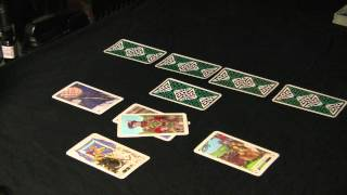 Tarot By Kevin Walder Celtic Cross Spread Large.m4v