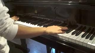 平成30年12月29日録画 使用楽譜:ぷりんと楽譜 中級 使用ピアノ:Steinw...