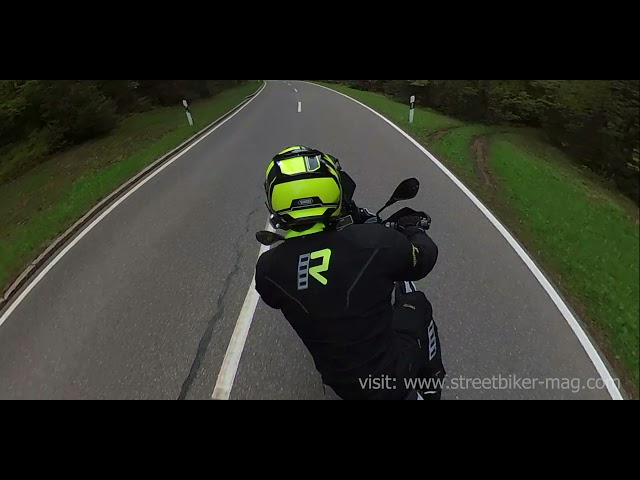 Motorcycle Ride in the Black Forest Germany Part 2