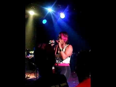 Shawnna in Arizona (Live Performance)