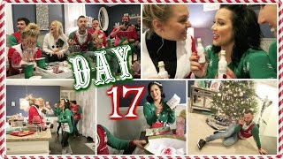 OUR CRAZY CHRISTMAS PARTY | Vlogcember Day 17...