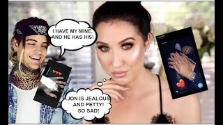 "JACLYN HILL CALLS EX HUSBAND ""PETTY"" AFTER JON SHADES HER NEW BOYFRIEND, & MORE"